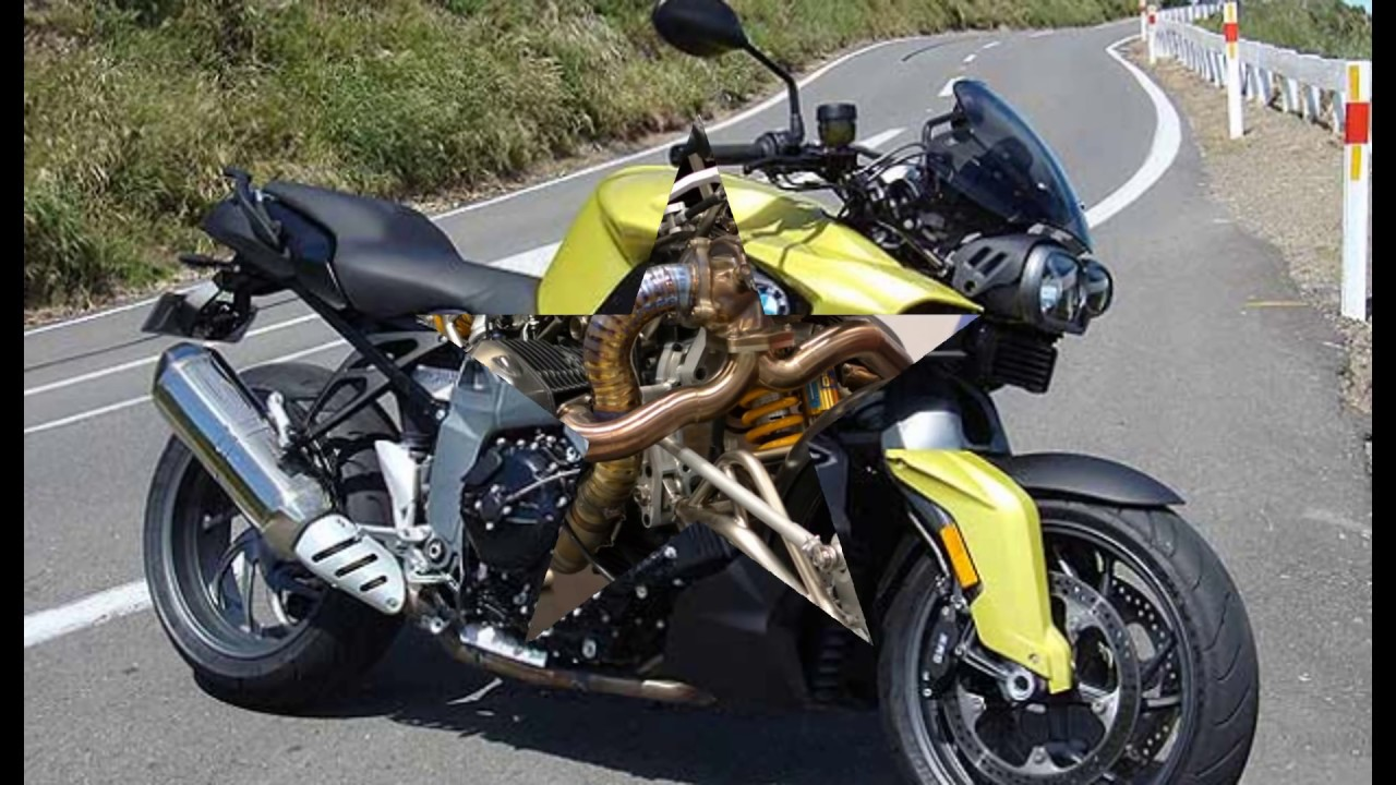 Bmw K1300 K1200 Custom Bike Youtube