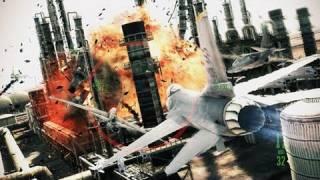 ACE COMBAT ASSAULT HORIZON - PS3 / X360 - Close Range Assault Trailer