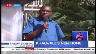 Boni Khalwale defects to Jubilee, he made this announcement at his Malinya home