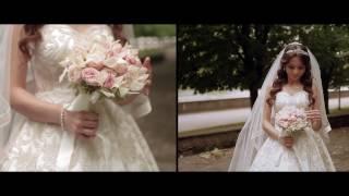 Сказочный свадебный Клип 2016 Андрей  и Елена