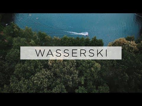 Wasserski Langenfeld     DJI Mavic Pro & Lumix G7