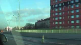 ФРАНЦИЯ: Такси от Эйфелевой башни до аэропорта Шарль де Голль... France Paris(, 2012-02-12T16:11:27.000Z)