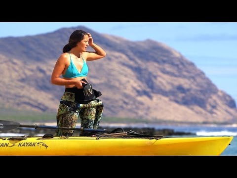 Living Off the Sea by Freedive Spearfishing