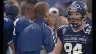 German Bowl XXIII 2001 - 1st Devils-TD