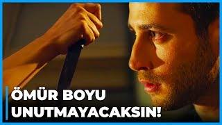 Ceren, Cenk'e BIÇAK Çekti! (FİNAL SAHNESİ 2) - Zalim İstanbul 8. Bölüm