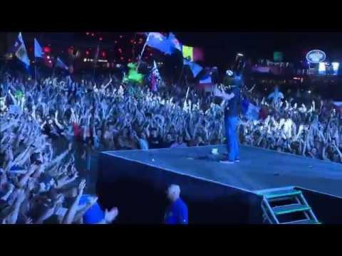 Deadmau5 Live @ Sziget Festival 2014, Budapest 12.08.2014 (HD 720p)