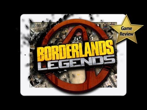 BORDERLANDS LEGENDS para iPad/iPhone/iPod Touch - ANÁLISIS