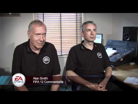 Fifa 12 Martin Tyler and Alan Smith Commentry