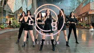 [KPOP IN PUBLIC] EVERGLOW (에버글로우) - ADIOS Dance cover by O4A from AUSTRALIA