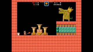 Super Mario Bros. X (SMBX) - Boss Rush playthrough