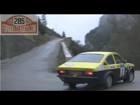 [HD] XX Rallye Monte-Carlo Historique