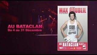 Max Boublil - Bande Annonce du spectacle !
