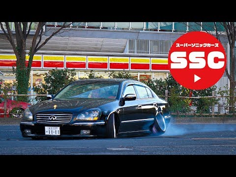 "【搬入1️⃣】STANCENATION JAPAN 2017 TOKYO ""Hannyu""(Enter the parking)"