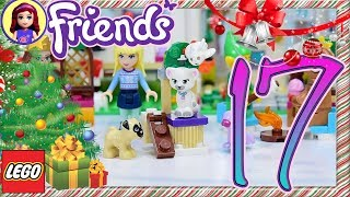 Day 17 Lego Friends Advent Calendar 2017 Silly Play Build Kids Toys