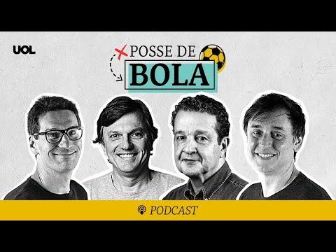 Flamengo faz 5 no São Paulo, Palmeiras e Galo no alto, Copa do Brasil   Posse de Bola #146
