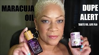 TARTE MARACUJA OIL - BENEFITS -REVIEW - DUPE ALERT