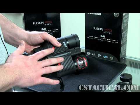 Bushnell Fernglas Mit Entfernungsmesser Fusion 1 Mile Arc 12x50 : Bushnell fusion mile arc laser rangefinder binocular