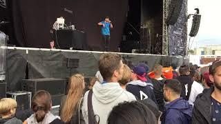Megaloh - Dr Cooper (live @ Absolute Beginner Open Air 2018 - Hamburg) HD