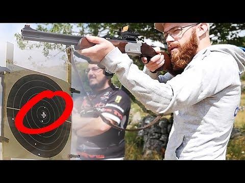 JE TIRE POUR LA PREMIÈRE FOIS - Fusil de Chasse