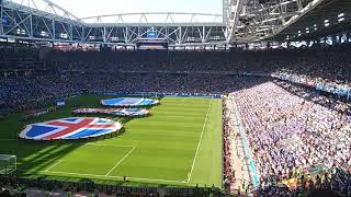 Argentina anthem 🇦🇷 Spartak stadium. World cup 2018