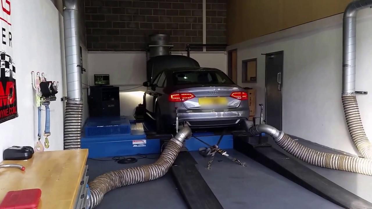 Audi A4 B8 Tfsi Remap Youtube