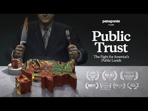 Public Trust Official Trailer   The Fight for America's Public Lands