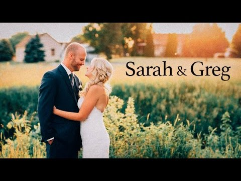 Beautiful Wedding Film •• Sarah & Greg