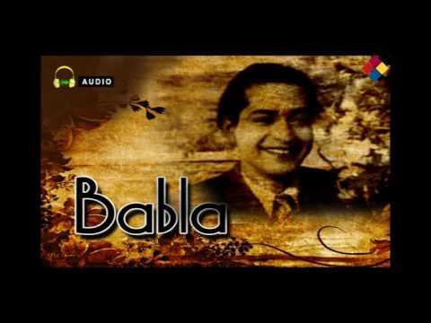 Raat Khushi Ki Aayi | Babla 1953 | Manna Dey