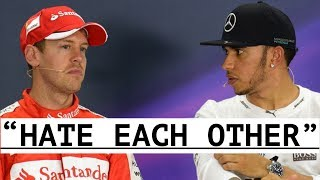 "Hamilton & Vettel ""Hate Each Other"" - Verstappen Not Leaving Red Bull - New Italian F1 Team"