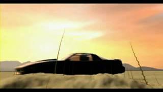 Knight Rider 2 Intro (PC)