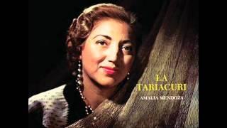 AMALIA MENDOZA: Échame a mí la culpa, 1958 YouTube Videos