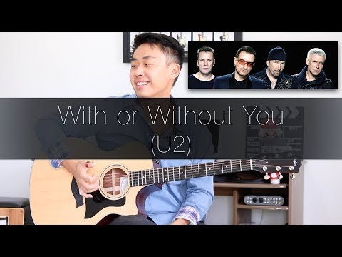 U2 With or Without You - Rodrigo Yukio Fingerstyle Guitar Cover