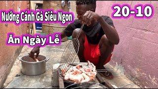 Quanglinhvlogs || Mấy Anh Đen Ăn Tiệc Mừng Ngày Phụ Nữ Việt Nam 20 - 10