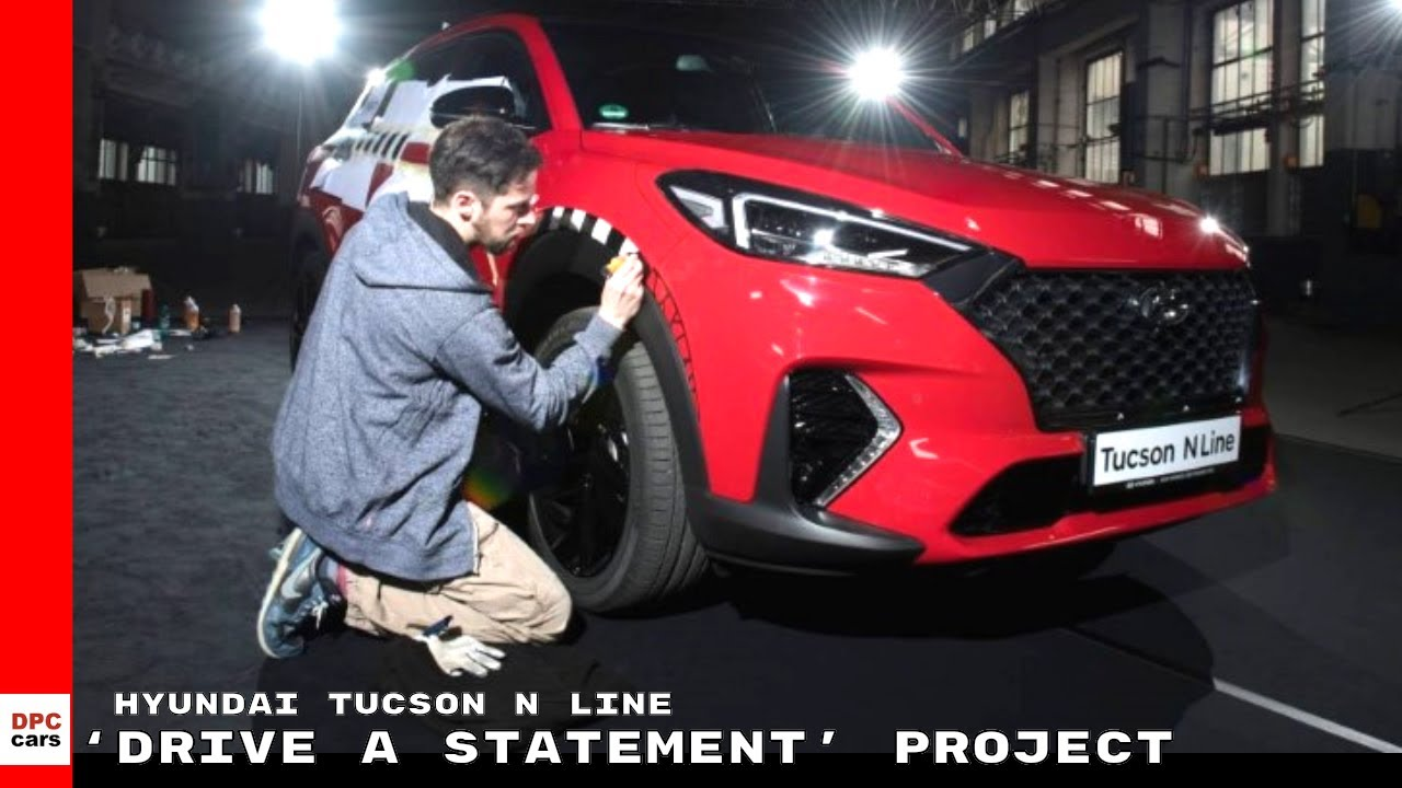 2020 Hyundai Tucson N Line Drive A Statement Project Youtube