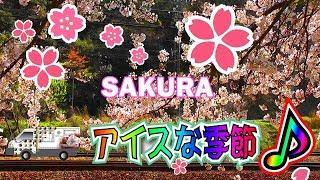 イメージ動画 桜の季節はアイスな季節♪ (CHERRY TREE)  動画サムネイル