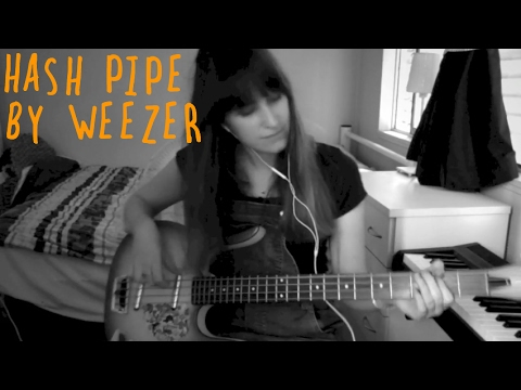Hash Pipe - Weezer [Bass Cover]