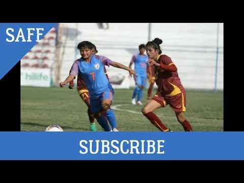 India women storm into SAFF semis with 5-0 win over Sri Lanka,Nepal Mp3