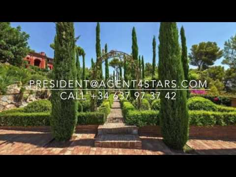 Marbella Mansions, Palaces & modern luxury Beach Villas for sale & rent