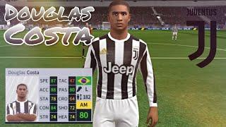 Douglas Costa ● Best Skills & Goals - Juventus ● Dream League Soccer 2018