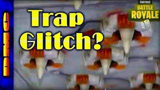 Fortnite Trap Glitch..? Should we be DEAD... or alive!? DMC