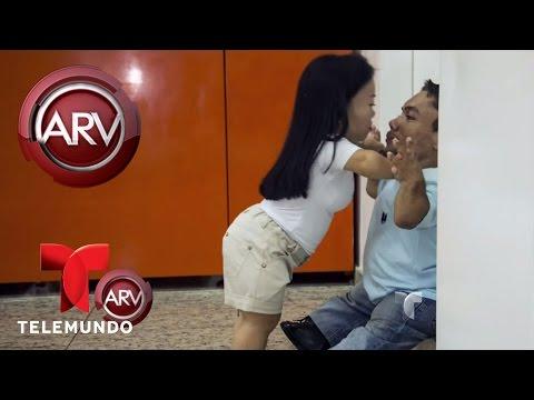 La pareja más pequeña del mundo | Al Rojo Vivo | Telemundo thumbnail
