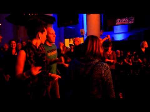 Leidse Jazzweek 2014 Tenorbattle met Naomi Adriaansz, Rinus Groeneveld en Blood Sweat & Kiers