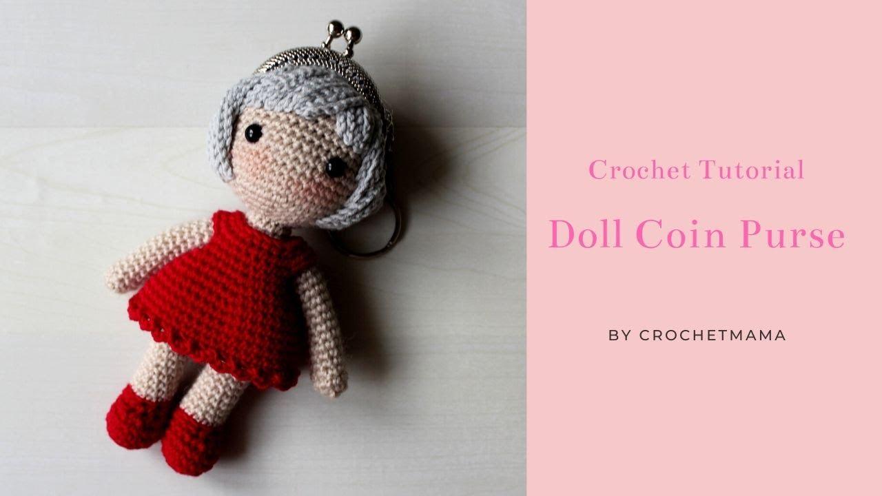 Free Pattern Nice Amigurumi Doll | Crochet doll pattern, Crochet ... | 720x1280
