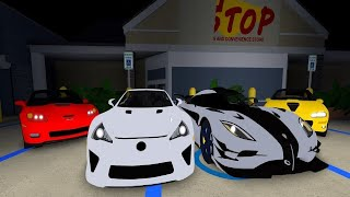Roblox ULTIMATE DRIVING 06 - NEW CARS UPDATE & CAR SHOW w/ chrisatm