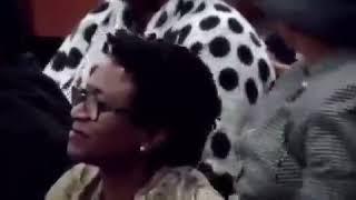 Ein schwarzer Pastor spricht die Wahrheit