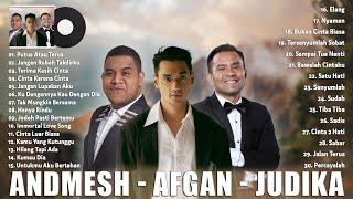 Judika, Andmesh, Afgan [Full Album] Lagu Pop Indonesia Terbaik Dan Terpopuler 2021