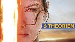 Repeat youtube video Rey wird ein Sith? | STAR WARS 8 Theorien