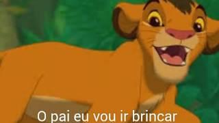 Rei leão 4 kopa o principe perdido  Part 1