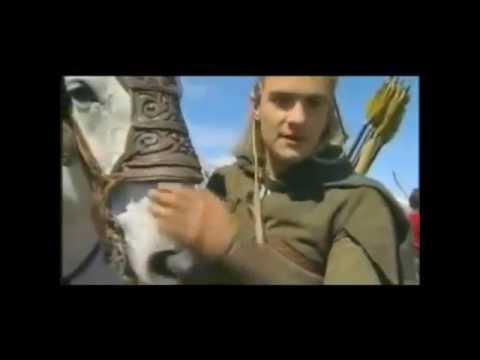 Legolas funny moments, clips and scenes (Orlando the charmer)