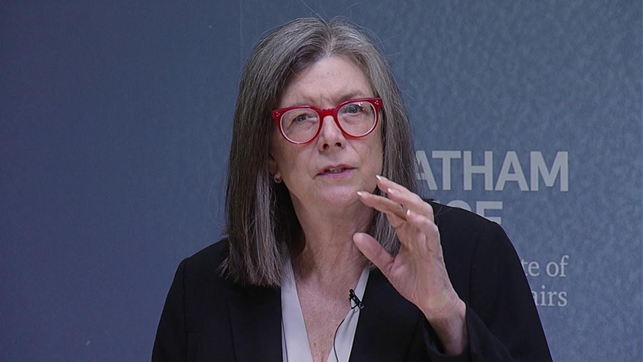 Interview: Professor Linda Scott, Consulting Senior Fellow, Chatham House
